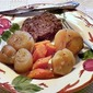 Beef & Potatoes with Rosemary and It's a Small World!
