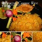 Carrot Rice, Fish Cutlet N Buah Kana Cookies