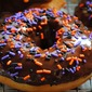Chocolate Glazed Doughnuts a Daring Bakers Challenge