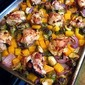 Feed a Crowd: Curried Chicken & Vegetable Pan Roast