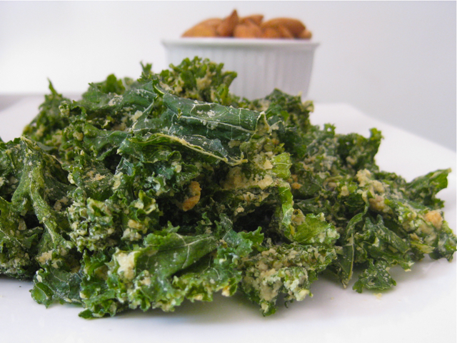 Raw Vegan Kale Chips Recipe by The - CookEatShare