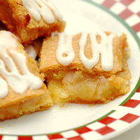 Image of Apple Pie Squares Recipe, Cook Eat Share