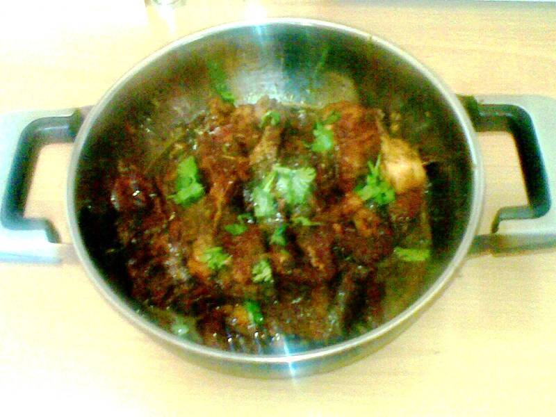 Fish in soy sauce gravy recipe by padma cookeatshare for Soy sauce fish