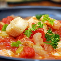Image of Ellie's Cioppino Recipe, Cook Eat Share