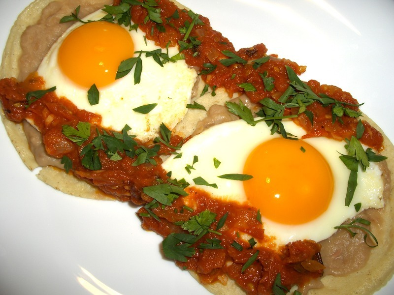 Huevos Rancheros Recipe by Kathleen - CookEatShare