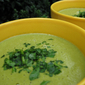 Vegan Cream of Spinach Soup