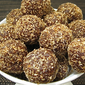 Raw Vegan Chocolate Fruit Balls