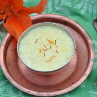Rice Pudding/Rice Kheer