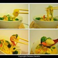 Malaysian Curry Laksa