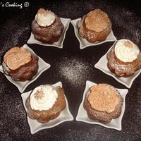 Image of Chocolate-mascarpone Mousse Cupcakes Recipe, Cook Eat Share
