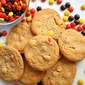 Reese's Pieces Peanut Butter Cookies