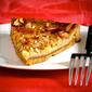 A Parisian Double Smack on Both Cheeks- Pear & Almond Tart