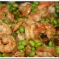 Rice with Junk (Shrimp and Edamame)