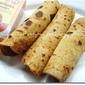 Butternut Squash & Quinoa Parathas