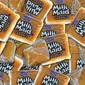 Run it off and Caramel Butterball Squares