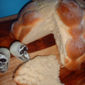 Pan de Muerto from Fine Cooking Magazine, October/November 2010