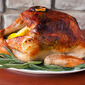 Simple Roast Turkey with Lemon, Herbs, and Rich Turkey Gravy