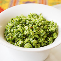 Raw Broccoli Salad Recipe