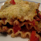 Ratatouille Lasagna with Celery Root Crème – Enjoying Local Produce