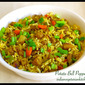 Potato Bell Pepper Rice