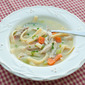Day After Thanksgiving Turkey Noodle Soup