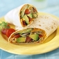 Healthy Vegetable Wraps