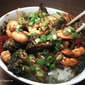 Tiger Prawn Stir Fry