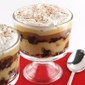 Gingerbread, Pumpkin, and Sticky Toffee Trifle