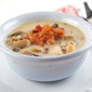 Turkey and Mushroom Soup