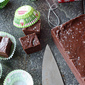 Chocolate Nutella Fudge with Sea Salt Recipe