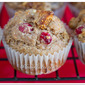 Cranberry Harvest Muffins with Figs