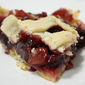Fresh Cherry and Apricot Pie
