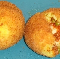 Image of Arancine Siciliane Recipe, Cook Eat Share