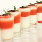 Yogurt, Mascarpone & Strawberry Verrines
