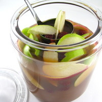 Image of Apple-cider Sparkle Party Punch Recipe, Cook Eat Share