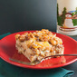 Sausage Apple Overnight Breakfast Casserole