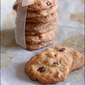 Choco Chip And Walnut Cookies - Christmas Count Down