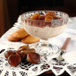 Chestnut tiramisu