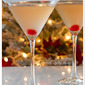 Maraschino Splash Tini