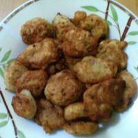 Image of Anchovies Fritter Recipe, Cook Eat Share