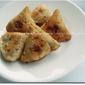 Ajwain Samosas With Potato & Soya Masala
