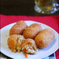 Croquette with Chicken Ragout Filling - Christmas Count Down