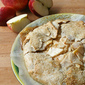So Happy Together - Apple Galette with a Walnut Crust