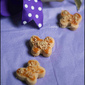 Peanut Butter Cookies - Christmas Count Down