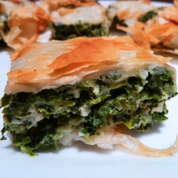 Spanakopita (Spinach Pie) Recipe by Nancy - CookEatShare