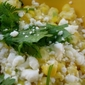 Creamed Corn with Cheese and Cilantro and Giveaway Winner!