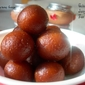 Gulab Jamun(Fried Milk Balls Soaked in Sugar Syrup) (ICC)