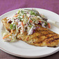 Jerk-Rubbed Catfish with Cilantro Slaw
