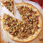 Fennel, Chicken Sausage and Sweet Vidalia Onion Pizza
