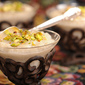 Lucky New Year's Dessert: Cardamom Pistachio Rice Pudding Recipe Two Ways – Creamy and Dairy Free!